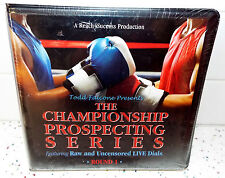 Sealed The Championship Prospecting Series Round 1 Todd Falcone CDs