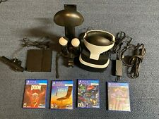 PlayStation 4 VRBundle (Console, Accessories & 4 Games)