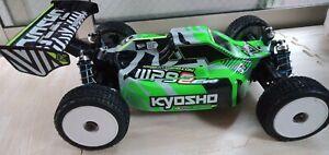 KYOSHO INFERNO 111P9Evo Radio controlled car