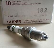 PORSCHE 911 CARRERA TYPE 964 SUPER BOSCH ZUENDKERZE FR-5 DTC ET. NR. 96460621001