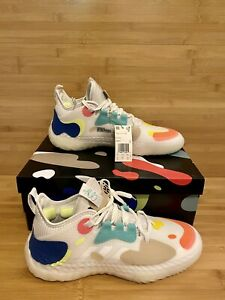 adidas Boosts Harden Vol. 5 Futurenatural 2021 Basketball Shoes - FZ1071 Size 12