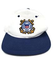 Vintage United States U.S. Coast Guard 1790 Snapback Hat