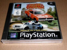 PS1 PS ONE PLAYSTATION NOS STILL SEALED DUKES OF HAZZARD RACING FOR HOME PAL PS2