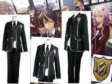 Guilty Crown SHU OUMA High School Uniform Cosplay Costume