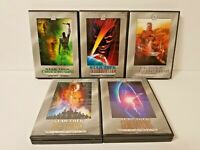 Star Trek 5 DVD Lot Special Collector's and Director's Edition