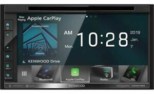 """NEW Kenwood DDX6706S 2-DIN 6.8"""" CD/DVD Car Stereo w/ CarPlay & Android Auto"""