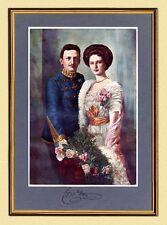 KAISER KARL I. & ZITA BOURBON ÖSTERREICH K&K LW 100