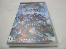 7-14 Days to USA. New PSP The Legend of Heroes Ao no Kiseki Japanese Version