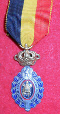 XM69 Belgium Industrial and Agricultural award 1st Class,  gold