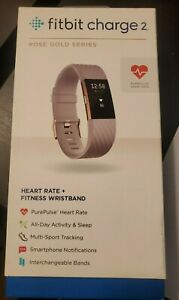 Fitbit Charge 2 Rose Gold Series - Limited Edition - Used