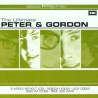 PETER & GORDON - THE ULTIMATE COLLECTION  CD 24 TRACKS POP BEST OF NEW+