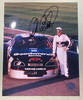 Dale Earnhardt Sr Authentic Signed 8x10 Photo
