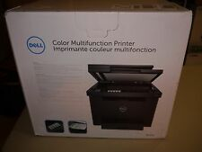 BRAND NEW Dell E525W All-In-One Color Laser Printer