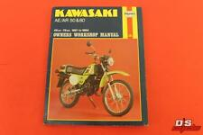 Haynes Kawasaki AE50,AR50,AE80,AR80 (1981-1984) Work-Shop Manual AE/AR 50/80