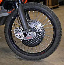 Right Front Brake Disc-Caliper Guard for 2009-2012 KTM 950/990 ADV -Topar Racing