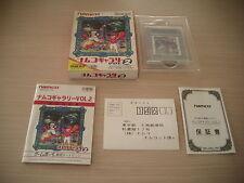 >> NAMCO GALLERY VOL.2 II NINTENDO GAMEBOY GAME BOY JAPAN COMPLETE IN BOX! <<