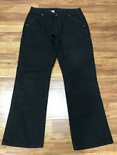 WOMENS 12 x 32 - Carhartt WB011 Duck Washed Work Pants