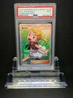 Pokemon Bonnie 128/131 Full Art Holo Rare Forbidden Light PSA 9 Mint