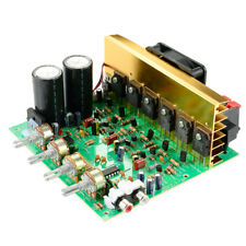 2.1 Channel 240W Subwoofer High Power Audio Amplifier Board DIY Stereo Modules