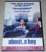 About a Boy DVD [Widescreen Edition] Hugh Grant *brand new