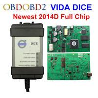 VIDA DICE 2014D for VOLVO Full Chip Scanner OBD2 Diagnostic Tool Green Board