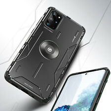 For Samsung Galaxy Note 20 Ultra 10 Plus 9 S10 Plus Case Shockproof Metal Cover