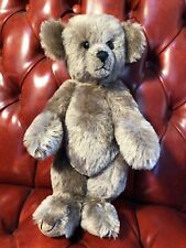 """Delia"" handmade by Marganova Bear Works; German mohair; Excellent condition!"