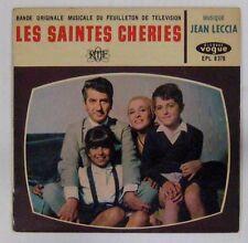 Les Saintes Chéries 45 tours Jean Leccia ORTF