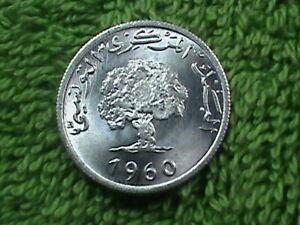 TUNISIA 1 Millim 1960 UNC