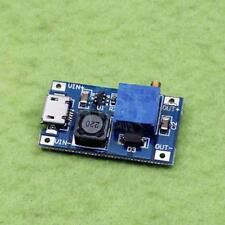 1*DC-DC USB 2~24V to 5~28V 2A Boost Step Up Adjustable Regulator Power Module