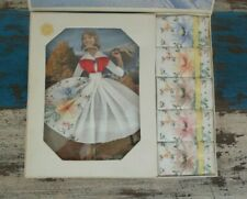 More details for mid 20th century swiss hand-made ladies handkerchiefs in a box