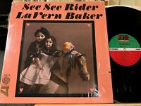 LaVern Baker See See Rider Vinyl LP Atlantic 8071 NM 1st Press 1963 with Shrink