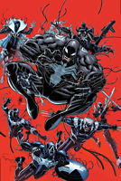 VENOMVERSE #1 (OF 5) NICK BRADSHAW COVER MARVEL COMICS