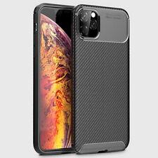 Case For iPhone 11 Pro 5.8 6.5 XS Max 7 8 Plus 6 Soft Rubber Bumper Matte Cover