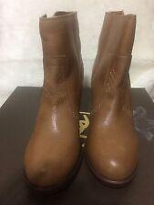 Ariat Baja 10015456 Women US 9B Medium Nude Ankle Boot