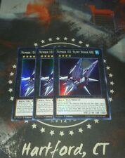 WIRA-EN047- X1 NM Number 101: Silent Honor ARK -SUPER-YUGIOH~E3/LVAL/MP14/PGL2