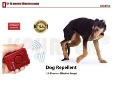 Original Rechargeable Ultrasonic  Dog Repeller supplies Dogs Train