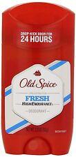 Old Spice High Endurance Fresh Scent Men's Deodorant, 2.25 oz