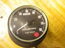 1979 AMF Harley Davidson XLH tach RPM tachometer