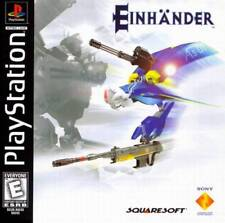 Einhander PS1 Great Condition Fast Shipping