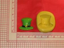 Leprechaun Hat Silicone Push Mold 716 For Cake Pop Craft Chocolate Resin Candy