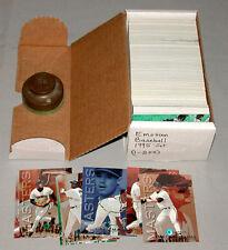 1995 Fleer Emotion MLB Baseball Full Card Set of 200 & 3 Subsets