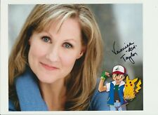 VERONICA TAYLOR AUTHENTIC SIGNED AUTOGRAPH OTTAWA COMICCON 2014 POKEMON VOICE