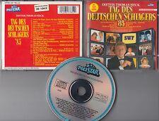 Tag des Deutschen Schlagers CD PASO DOBLE, MODERN TALKING, WIND  (c) 1985
