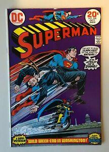 Superman - 268 -  Cat woman Appearance (HIGH GRADE)