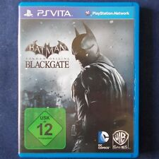 PSVita-PlayStation Vita ► Batman: Arkham Origins Blackgate ◄ top estado