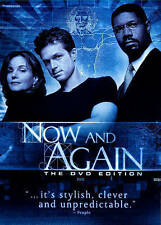 DVD: Now & Again: The Dvd Edition, . Good Cond.: Haysbert, Dennis, Durning, Char