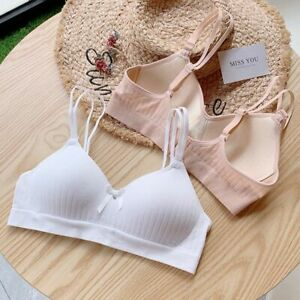 No Wire Brassiere Seamless Push Up Bras Underwear Sexy Lingerie Padded Bralette