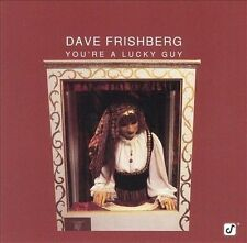 You're a Lucky Guy by Dave Frishberg (CD, Nov-1999, Concord Jazz)