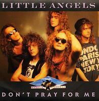 "LITTLE ANGELS don't pray for me/radical your lover 7"" PS EX/EX near mint disc"
